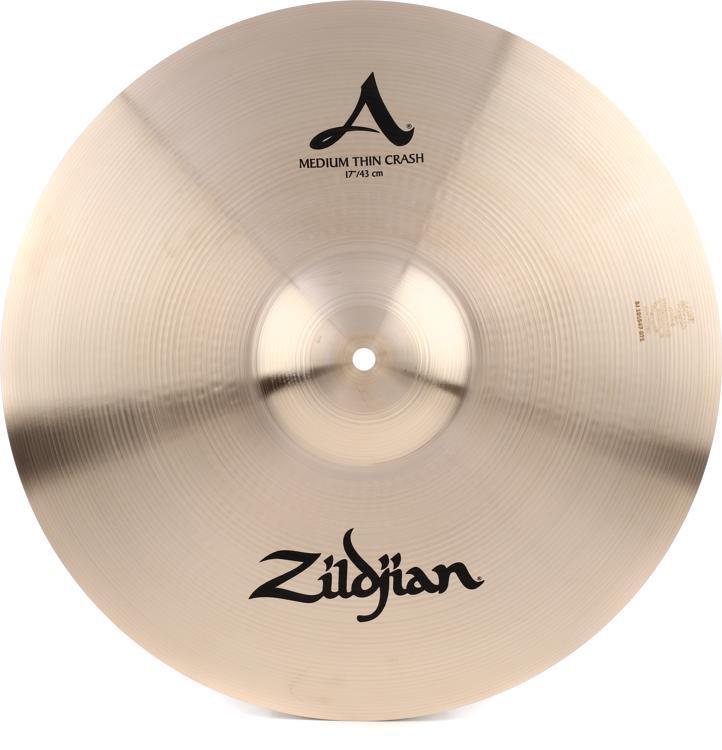 Zildjian A Series Medium-thin Crash - 17