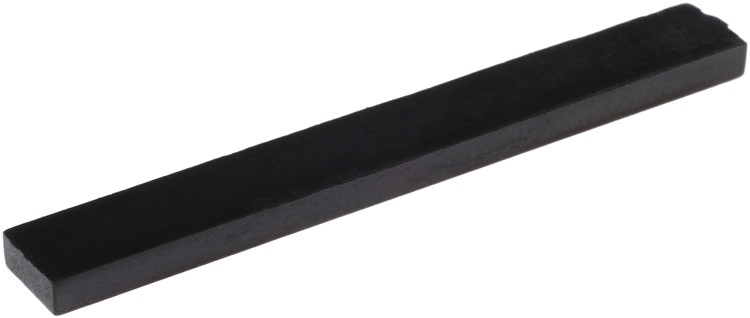 Graph Tech Black TUSQ XL Nut Slab - 1/8