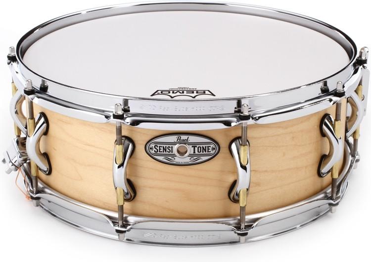 Pearl Sensitone Premium Maple Snare Drum - 5