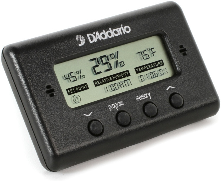 D\'Addario Planet Waves Hygrometer - Humidity and Temperature Sensor image 1