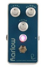 Bogner Harlow Boost Pedal with Bloom