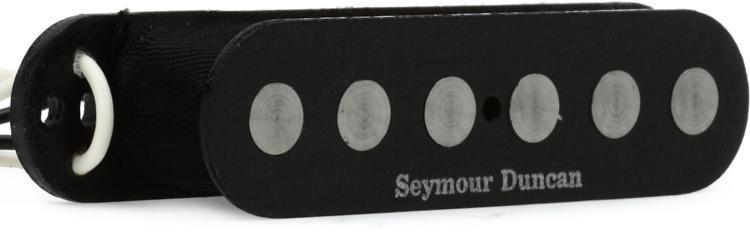 Seymour Duncan SSL-4 Quarter Pound Flat Pole Strat Pickup image 1