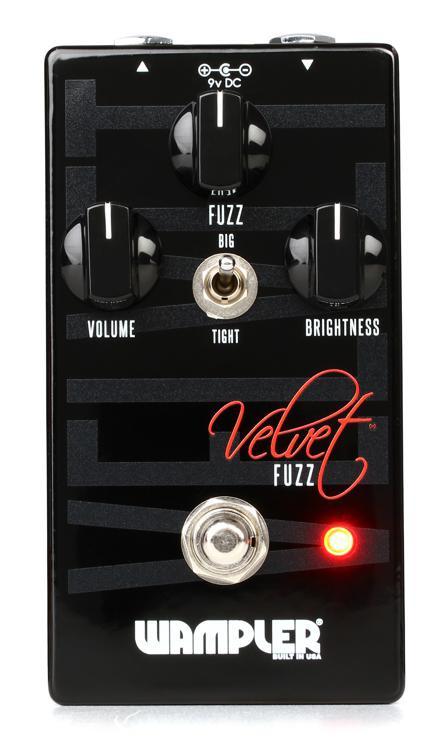 Wampler Velvet Fuzz Pedal image 1