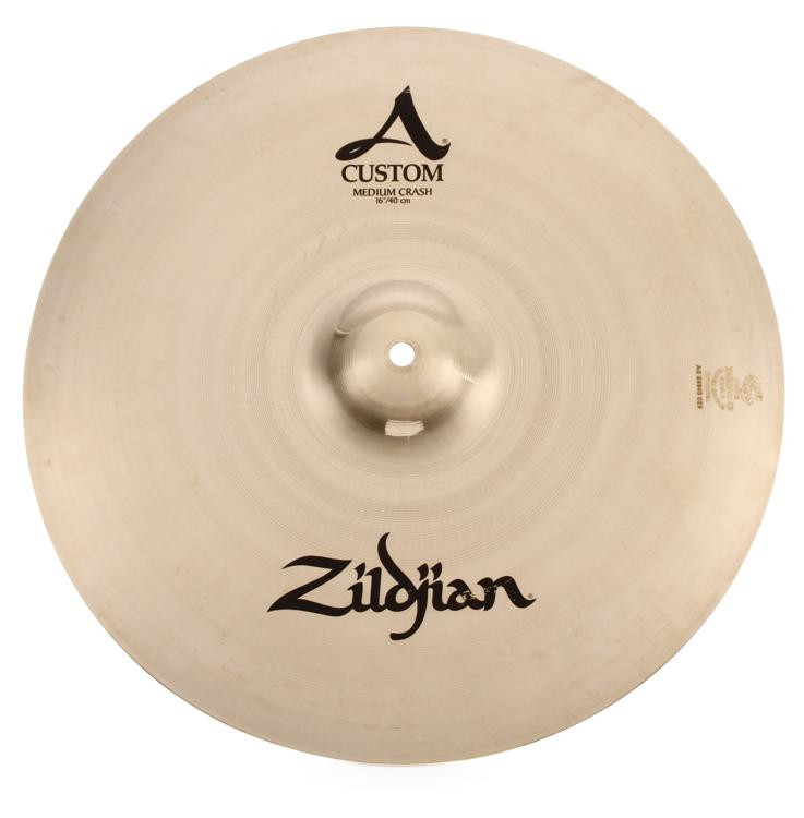 Zildjian A Custom Medium Crash - 16