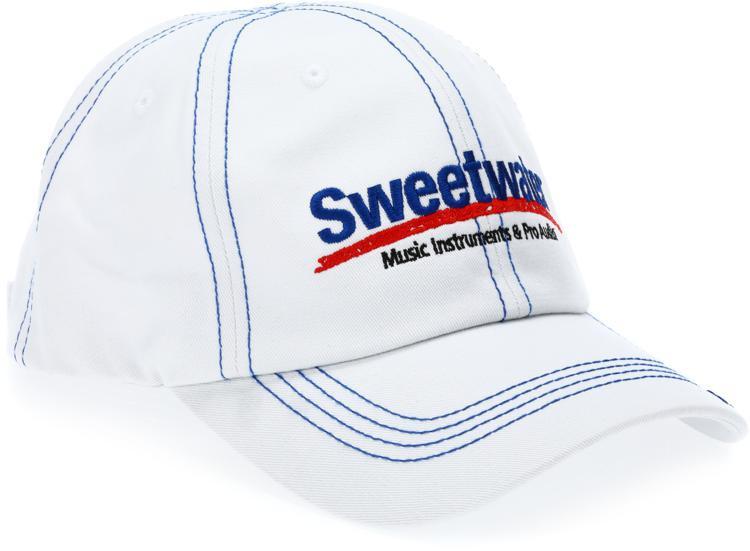 Sweetwater Baseball Cap - White image 1