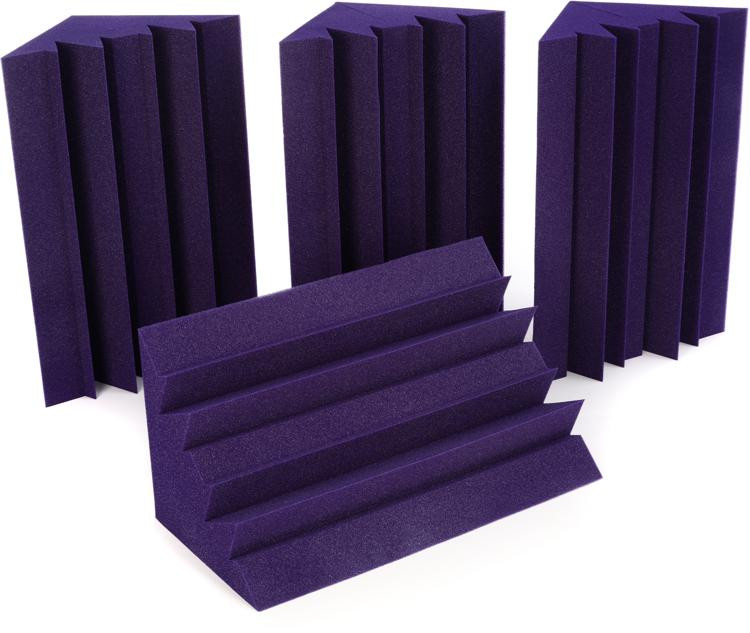 Auralex LENRD Half Pack - Purple image 1