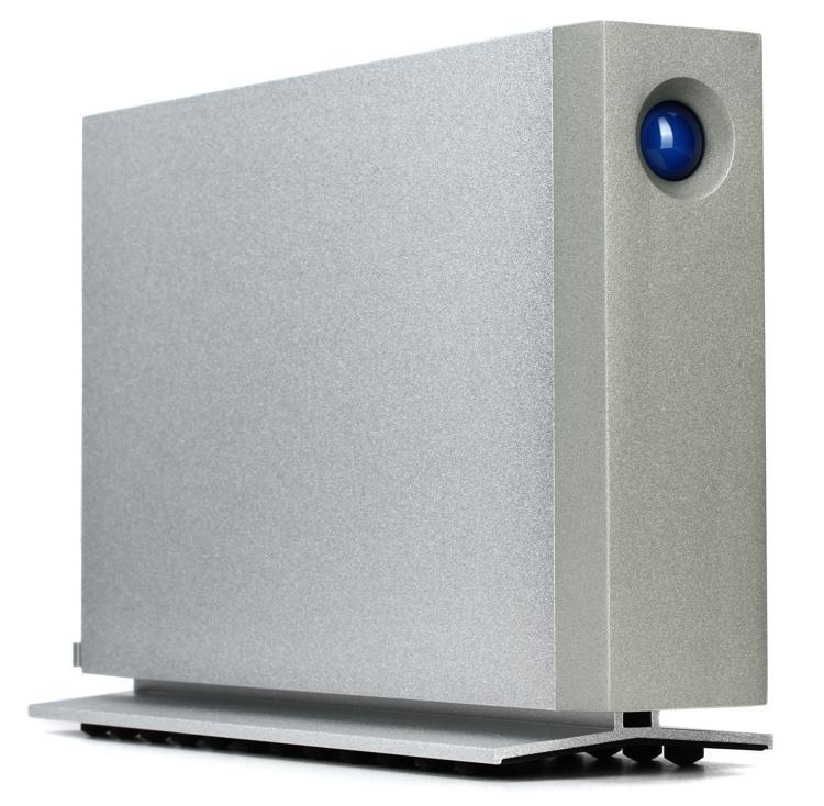 LaCie d2 4TB USB 3.0 Desktop Hard Drive image 1