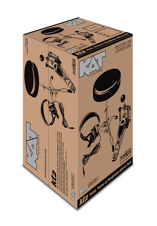 KAT Percussion KT2EP4 Expansion Pack image 1