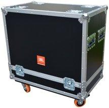 JBL Bags JBL-FLIGHT-PRX815W Flight Case - Holds 2 PRX815W