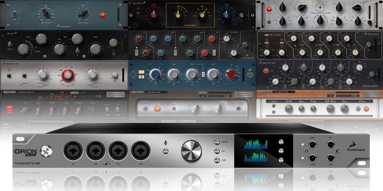 Antelope Audio Orion Studio 32x32 Thunderbolt/USB Audio Interface image 1