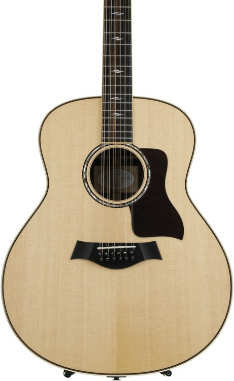 Taylor 858e 12-string - Rosewood back and sides image 1