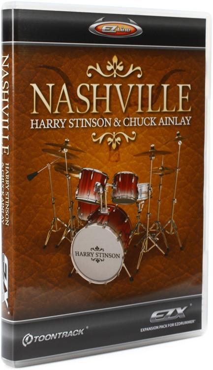 Toontrack Nashville EZX (boxed) image 1