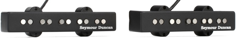 Seymour Duncan Apollo Jazz Bass Pickup - 5-string Set 67/70mm image 1