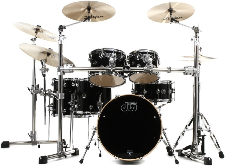 DW Performance Series 5-piece Shell Pack - 20