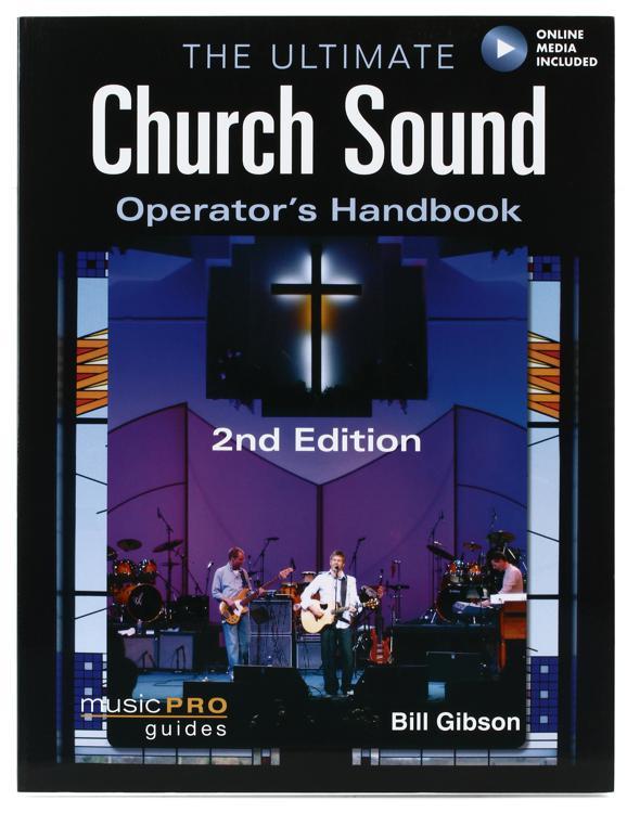 Hal Leonard The Ultimate Church Sound Operator\'s Handbook image 1