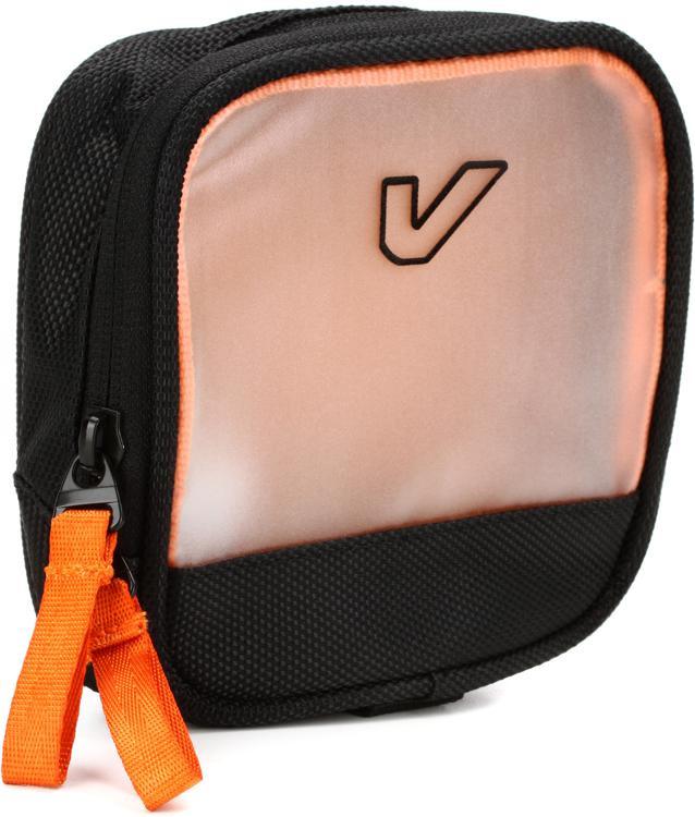 Gruv Gear Bento Utility Case, Half/Slim, Black/Orange image 1