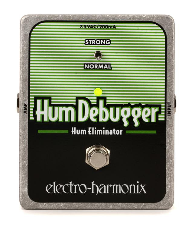 Hum Debugger Hum Eliminator Pedal