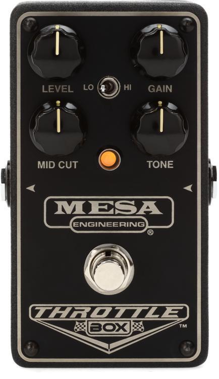 Mesa/Boogie Throttle Box Distortion Pedal image 1