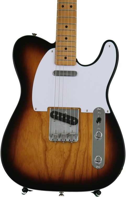 Fender Classic \'50s Telecaster - 2-color Sunburst with Maple Fingerboard image 1