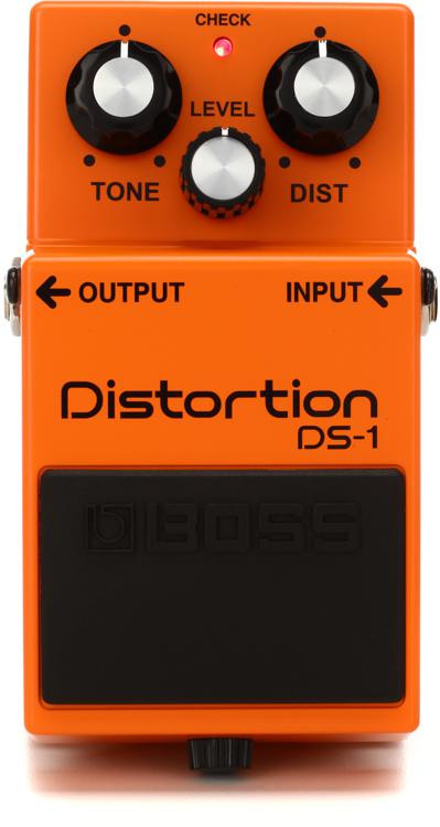 Boss DS-1 Distortion Pedal image 1