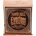 Ernie Ball 2544 Everlast Coated Phosphor Bronze Medium Acoustic Strings