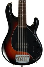 Ernie Ball Music Man StingRay5 Neck-Through - Vintage Sunburst