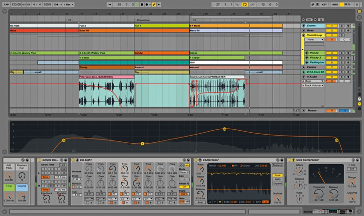 Ableton Live 9 Standard - Upgrade from Live Lite (download) image 1