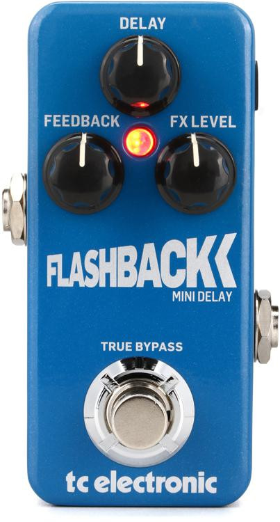 TC Electronic Flashback Mini Delay and Looper Pedal image 1