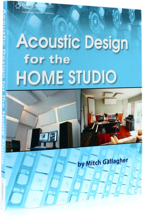 thomson course technology acoustic design for the home studio sweetwater. Black Bedroom Furniture Sets. Home Design Ideas