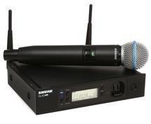 Shure GLXD24R - Beta58 Handheld