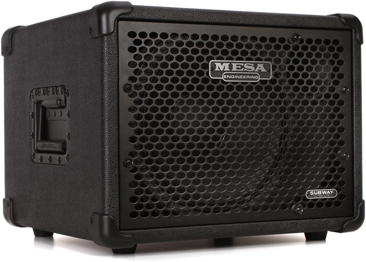 Mesa Boogie Subway Bass Cabinet 1 X 12 Quot 400 Watt 8 Ohms