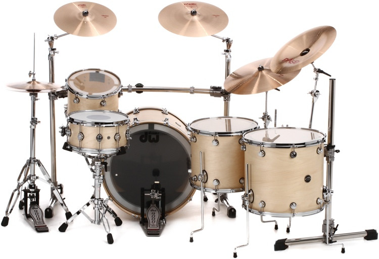 DW Performance Series 5-piece Rock Shell Pack with Snare Drum - 24