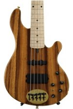 Lakland 55-94 Deluxe, Exotic Top - Koa with Maple fingerboard