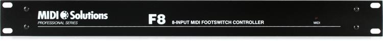 MIDI Solutions F8 image 1