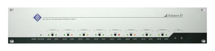 Neumann DMI-8 Digital Microphone Interface image 1