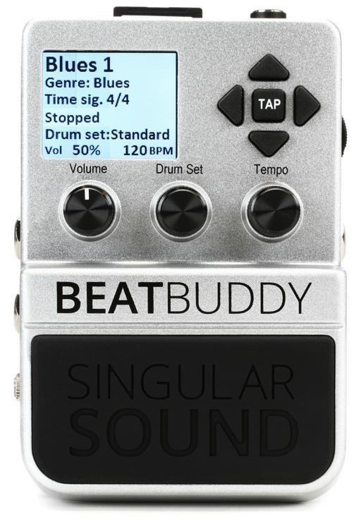 Singular Sound BeatBuddy Drum Machine Pedal image 1
