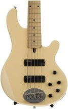 Lakland Skyline 55-01 Standard - Vintage Creme with Maple Fretboard