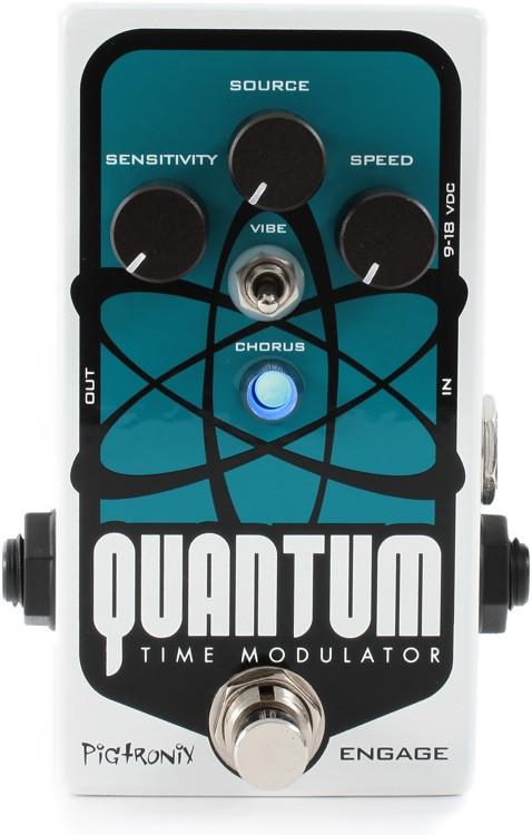 Pigtronix Quantum Time Modulator Pedal image 1