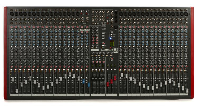 Allen & Heath ZED-436 Mixer image 1