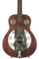 Fender Brown Derby Resonator - Brown Stain