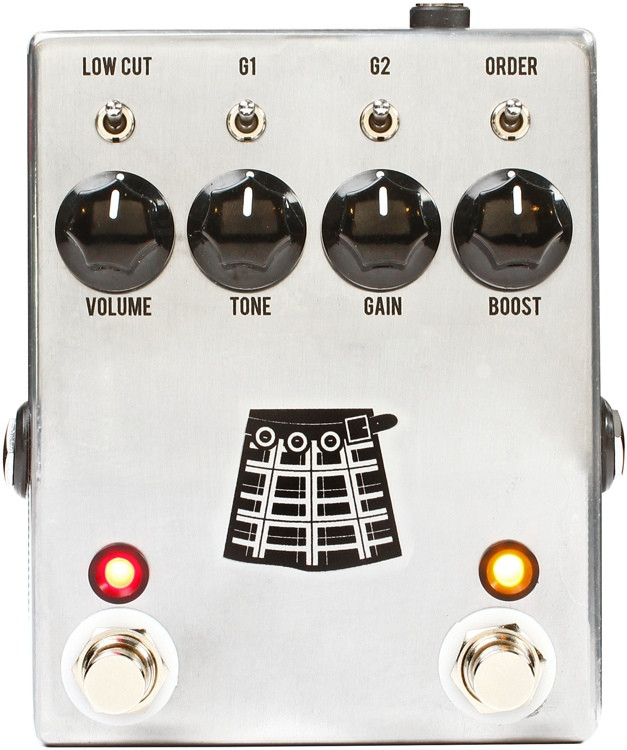 JHS The Kilt Overdrive Boost Pedal image 1