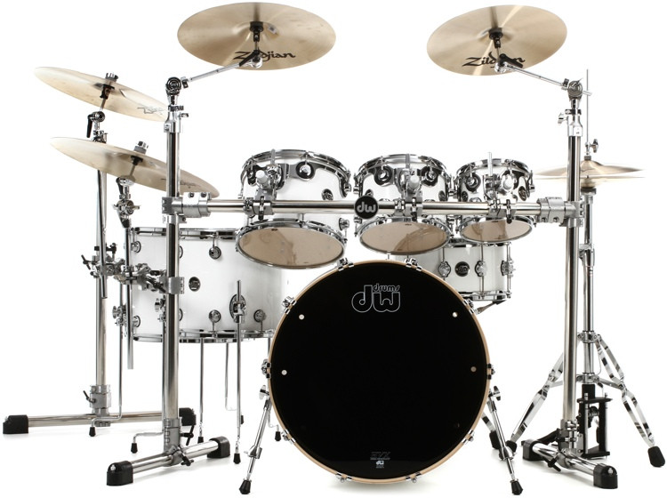 DW Performance Series 6-piece Shell Pack - 24