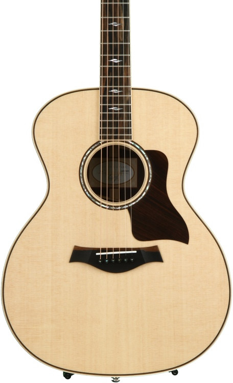 Taylor 814 - Rosewood back and sides image 1