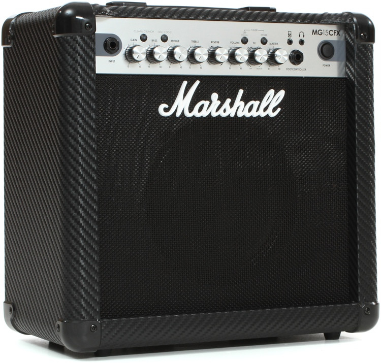 Marshall MG15CFX 15-watt 1x8