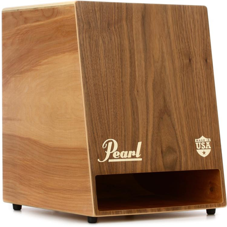 Pearl Sonic Boom Buzz Cajon - with Snares image 1