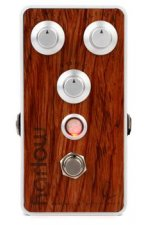 Bogner Harlow Boost Pedal with Bloom - Bubinga Faceplate
