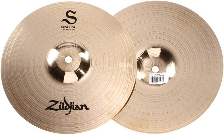 Zildjian S Series Mini Hi-hats - 10