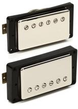 Seymour Duncan Seth Lover Set Guitar Pickup Neck and Bridge - Nickel
