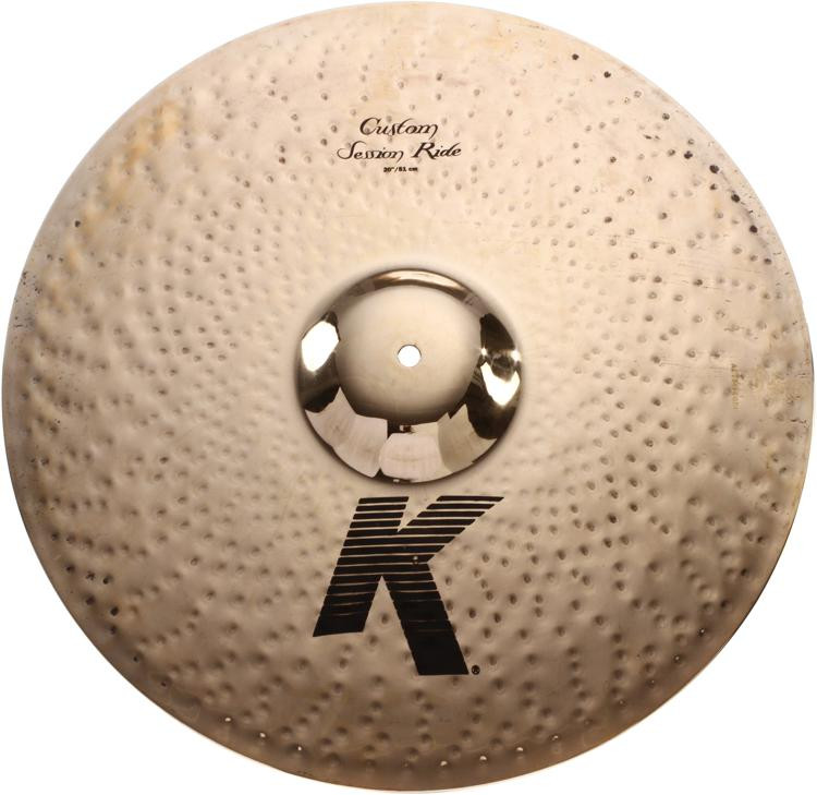 Zildjian K Custom Session Ride - 20