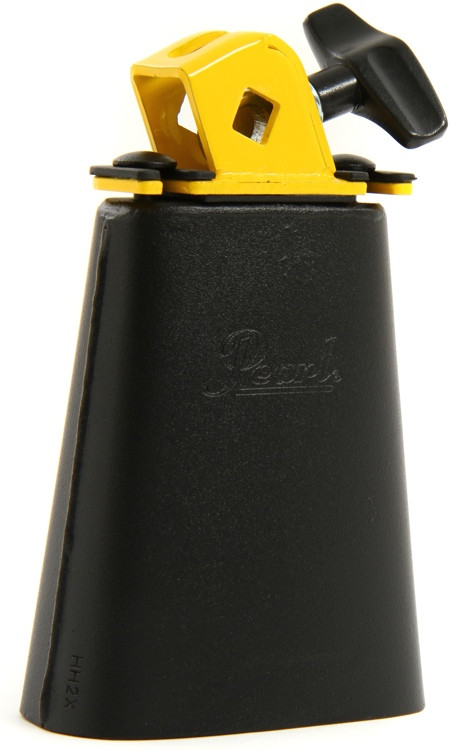 Pearl HH-2 Horacio Hernandez Signature Cowbell - ClaBELL, Foot Clave image 1